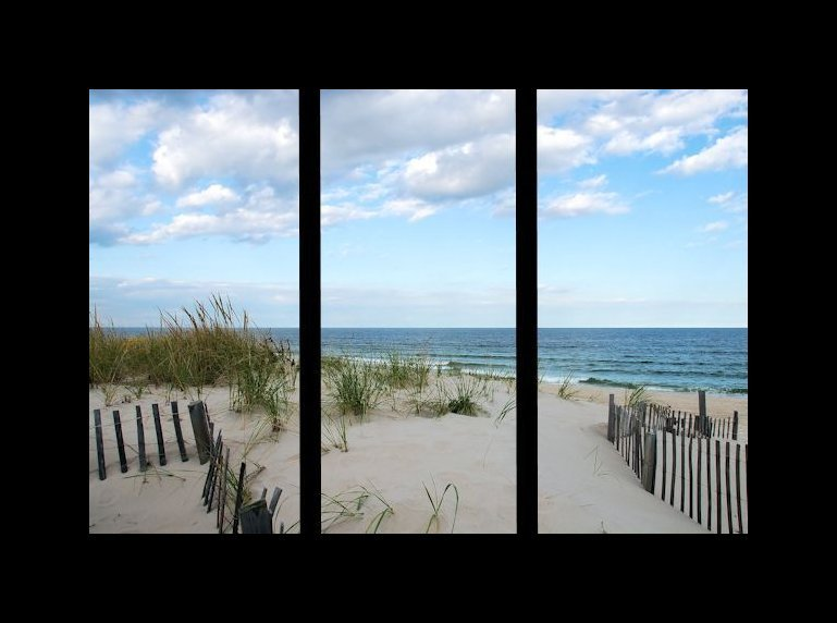Triptych 3 Panels Jack Macey Photography Natural